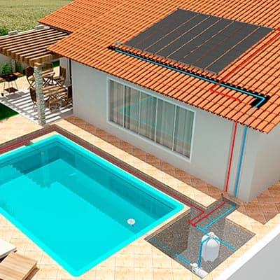 Coletor solar de piscina soria acfc4 aquecedores for Piscinas soria